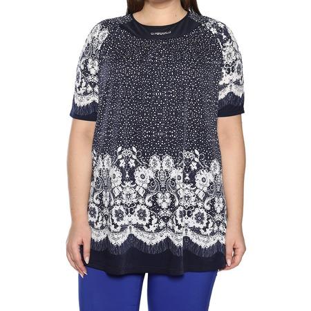 Купить Блуза Лауме-Лайн «Источник красоты». Цвет: белый