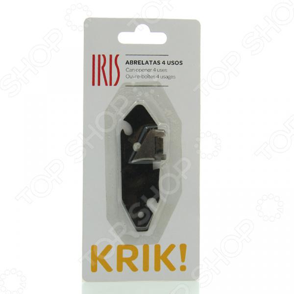 Открывалка для банок IRIS Barcelona 1721150 открывалка для банок мультидом dh80 128 в ассортименте
