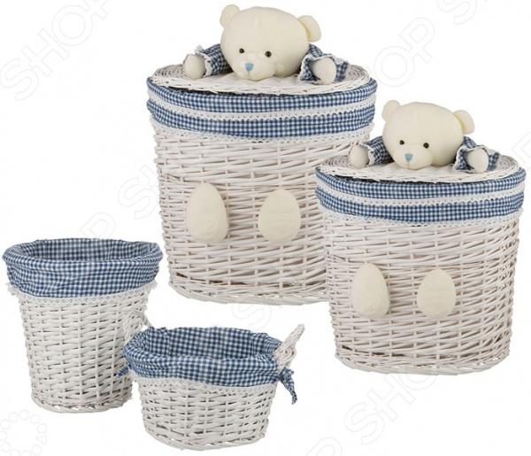 Набор корзин для игрушек Villa Bianca 190-145