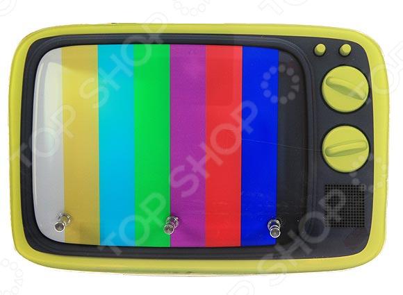 Ключница настенная «Телевизор» где можно телевизор в казани
