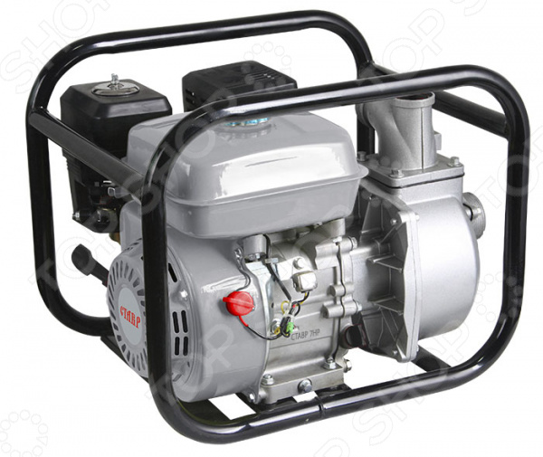Мотопомпа бензиновая СТАВР МПБ-50/5200
