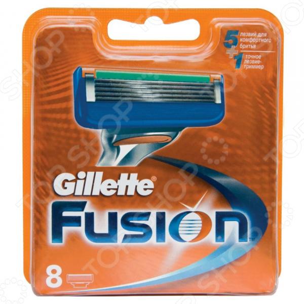 Сменные кассеты Gillette Fusion Сменные кассеты Gillette Fusion /8