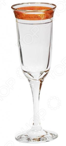 Набор бокалов для вина Гусь Хрустальный «Махараджа» гусь хрустальный