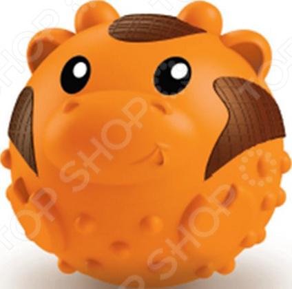 Игрушка развивающая для малыша B kids «Шар-зверюшка» игрушка черепашка b kids
