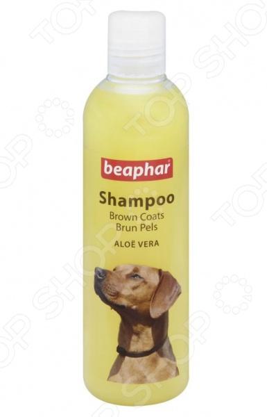 Шампунь для собак коричневых окрасов Beaphar Pro Vitamin 18267