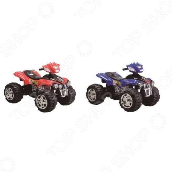 Квадроцикл детский электрический 1 Toy Т58698. В ассортименте