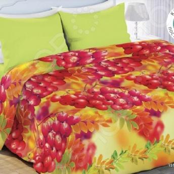 Zakazat.ru: Комплект постельного белья Любимый дом «Рябина». 1,5-спальный