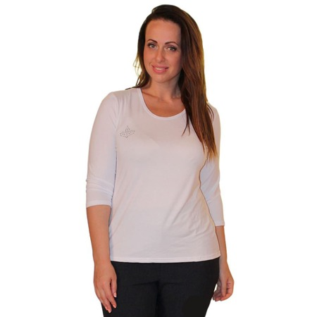 Купить Блуза Матекс «Милка»: 2 шт. Цвет: черный, белый