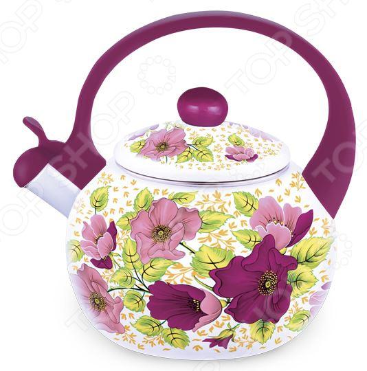 Чайник со свистком LARA LR00-20