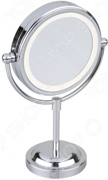 Зеркало косметическое на подставке Rosenberg RSS-775002 Зеркало косметическое на подставке Rosenberg RSS-775002 /