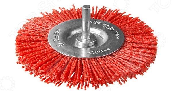 Щетка дисковая для дрели Зубр «Профессионал» 35161-100_z02