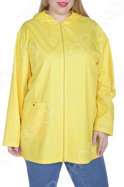 Дождевик Гранд Гром «Дождливый день». Цвет: желтый туника гранд гром ассорти идей цвет коричневый