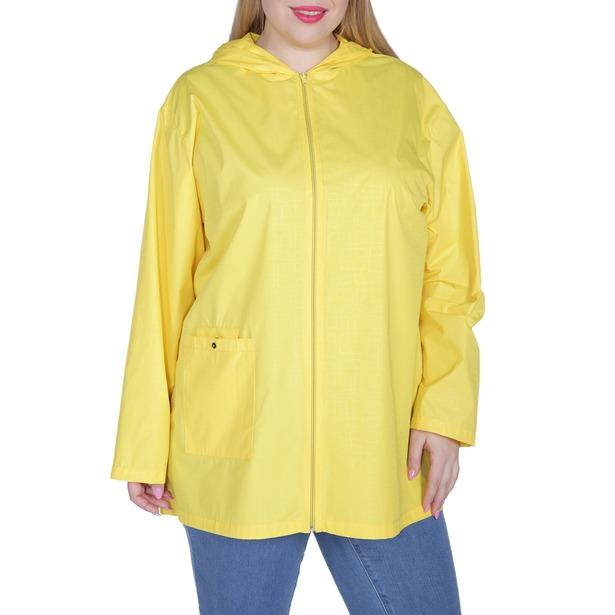 фото Дождевик Гранд Гром «Дождливый день». Цвет: желтый. Размер: 70-72