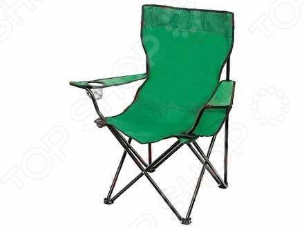 Стул складной PALISAD Camping 69588 стол складной алюминиевый 700x700x700 мм palisad camping