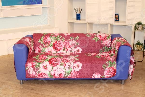 Накидка на диван Городские цветы выполнена из качественного текстиля с использованием фотопринта. Это самая современная фотопечать, которая прекрасно передает цвет и мельчайшие детали изображения. На ощупь белье очень мягкое и приятное. При этом, переливается чуть заметным блеском, что придает ему шик и изысканность. Наши накидки отличает продуманный до мелочей дизайн, созданный для вашего удобства. Накидки помогут вам надолго сохранить новый внешний вид мягкой мебели. Вы можете использовать накидки в повседневной жизни и снимать к приходу гостей. При необходимости, накидка быстро замаскирует недостатки уже отслужившего дивана. Специальные удлиненные карманы на ручках дивана выполняют сразу несколько функций:  Сохраняют внешний вид подлокотников из дерева и ткани. Эти места наиболее уязвимы и и портятся быстрее других.  За счет удлинения, накидка лучше держится и не соскальзывает.  Удобные карманы для хранения пульта, очков, газеты и многих других полезных мелочей, которые хочется держать под рукой. Можно отметить следующие особенности представленной накидки:  Ширина без карманов - 150 см;  Длина - 200 см.