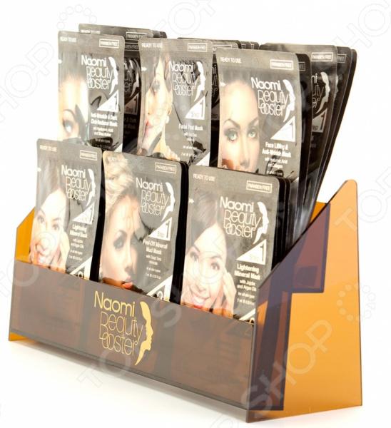Подставка для косметических масок Bradex Naomi Beauty Post