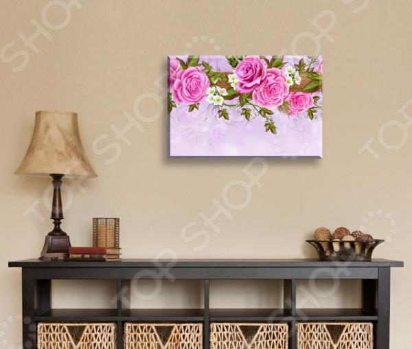 Картина ТамиТекс «Китайские розы» картина тамитекс собор