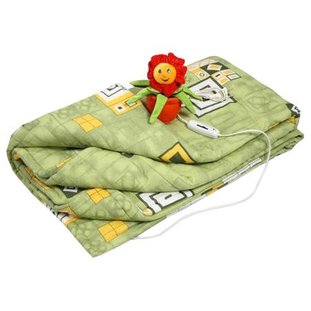 Купить Грелка-одеяло электрическое Брест ГЭМР-9-60. В ассортименте