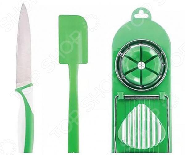 Набор кухонных принадлежностей Wellberg WB-4196 набор ножей wellberg wb 290