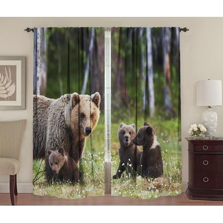 Купить Фотошторы ТамиТекс «Большая медведица»
