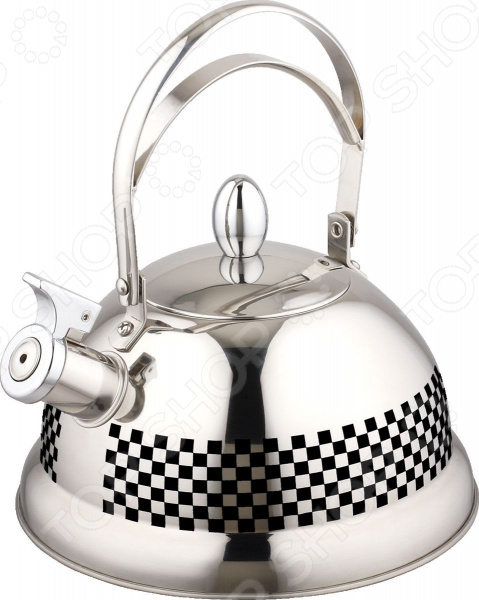 Чайник со свистком Bayerhoff BH-424