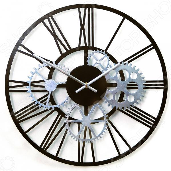 Часы настенные MEVOCLOCK «Рим 3D» П009