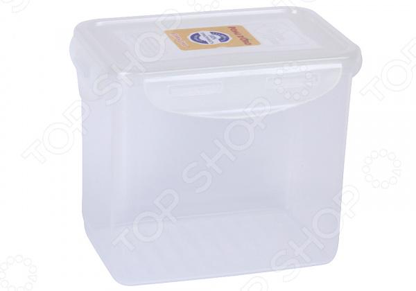 Контейнер для хранения продуктов прямоугольный