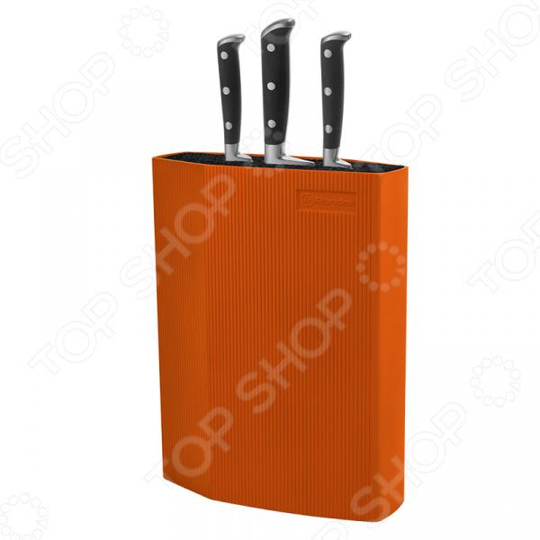 Подставка для кухонных ножей Rondell универсальная подставка универсальная для ножей