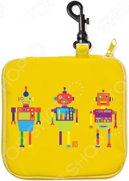 Термобутербродница IRIS Barcelona СнэкРико «Робот» 16х16 см Термобутербродница IRIS Barcelona СнэкРико «Робот» 16х16 см /