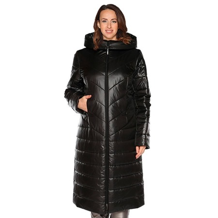 Купить Куртка PitGakoff «Морозное утро». Цвет: черный