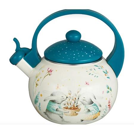 Купить Чайник со свистком Kelli KL-4410