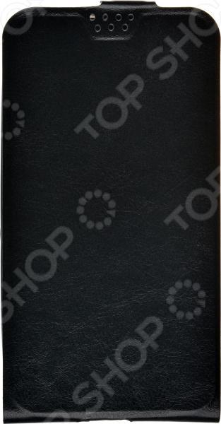 Чехол-флип skinBOX Asus ZenFone Go ZB551KL/ZenFone Go TV G550KL аксессуар защитная пленка asus zenfone live zb553kl luxcase суперпрозрачная 55823
