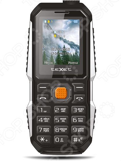 Мобильный телефон Texet TM-D429 мобильный телефон texet tm 401