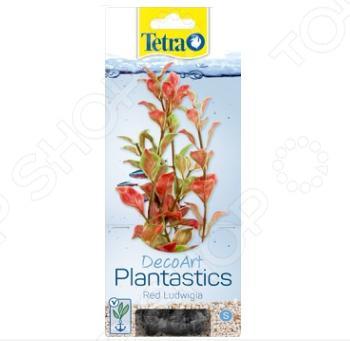 Растение искусственное для аквариума Tetra Ludwig растение искусственное для аквариума tetra гигрофила