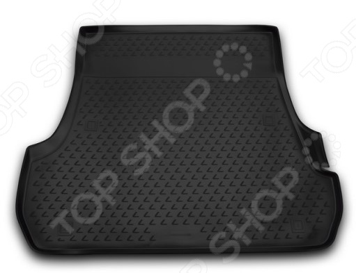 Коврик в багажник Element Lexus LX570, 2012, внедорожник, 5-ти местный коврик в багажник element lada largus 2012 универсал 5 ти местный передний