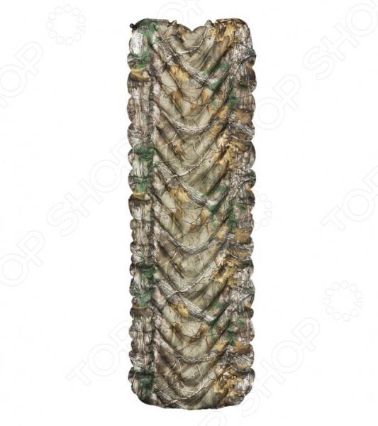 Коврик надувной Klymit Insulated Static V Realtree Camo klymit insulated static v