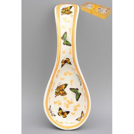 Купить Подставка под ложку Elan Gallery «Бабочки»