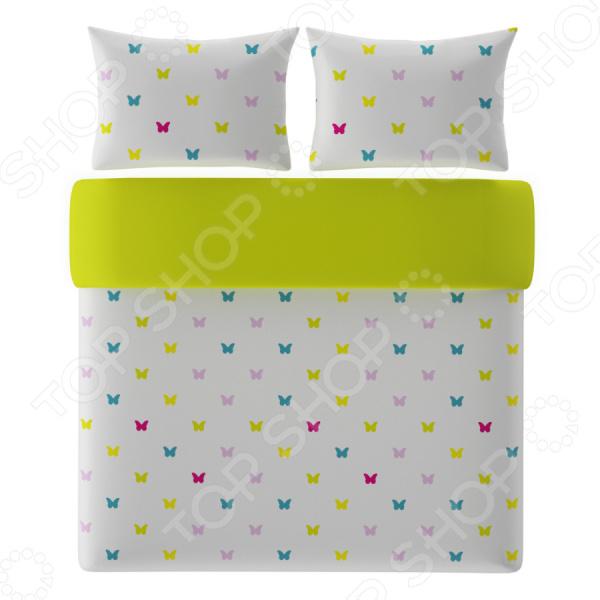 Комплект постельного белья Dormeo «Примавера»  Dormeo «Примавера» /Зеленый