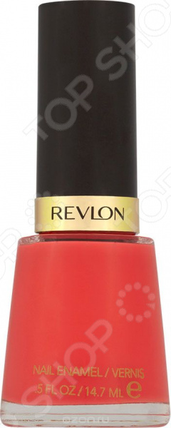 Лак для ногтей Revlon Core Nail Enamel One perfect coral 990 enamel snowflake earrings