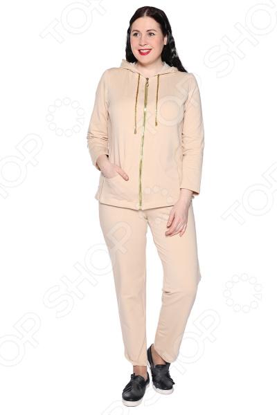 Костюм Алтекс «Звездный миг». Цвет: бежевый костюм алтекс домашняя забота цвет бежевый