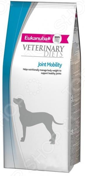 Корм сухой диетический для собак с заболеваниями суставов Eukanuba Veterinary Diets. Joint Mobility