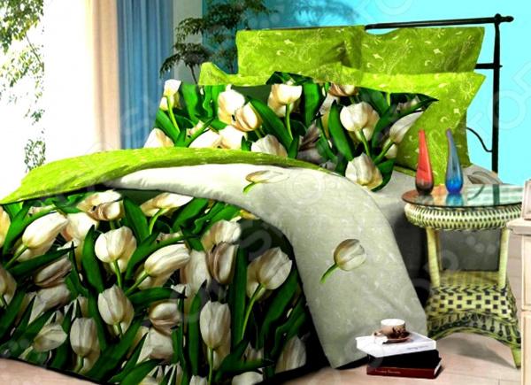 Комплект постельного белья La Vanille 748. 1,5-спальный
