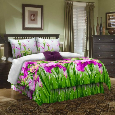 Купить Комплект постельного белья Диана 3980. Семейный