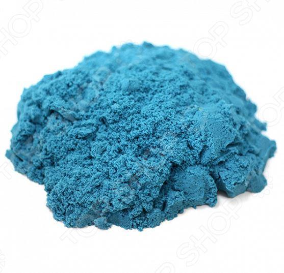 Песок кинетический Bradex «Чудо-песок» Песок кинетический Bradex «Чудо-песок» /Голубой