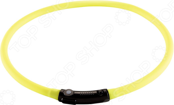 Шнурок светящийся для собак Hunter LED Yukon