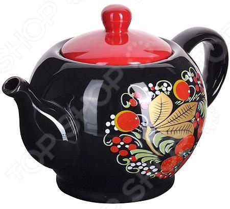 Чайник заварочный Loraine LR-28369 чайник заварочный loraine lr 23768 0 7л белый с рисунком ромашки