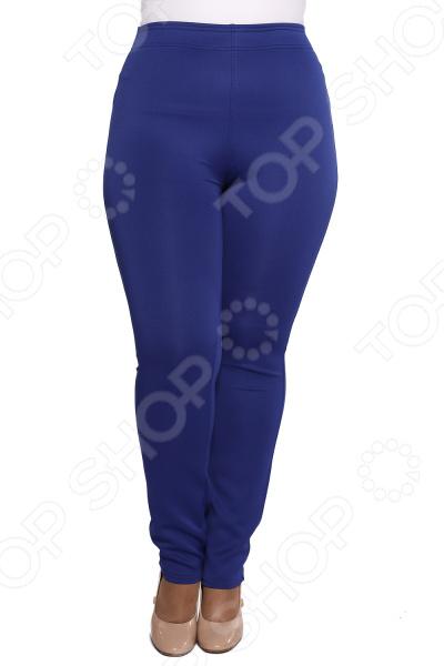 Фото - Брюки Лауме-Лайн «Обворожительность». Цвет: васильковый брюки лауме лайн обворожительность цвет красный