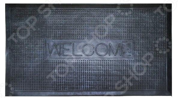 Коврик придверный Welcome