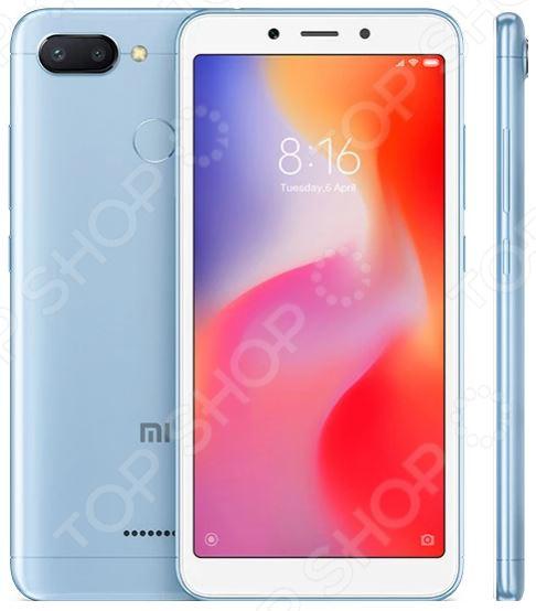 Смартфон Xiaomi Redmi 6 3/64Gb