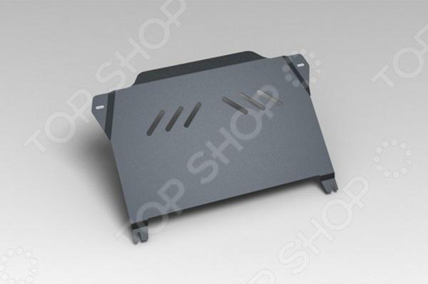 Комплект: защита картера и крепеж Novline-Autofamily Honda Crosstour 2011: 3,5 бензин АКПП